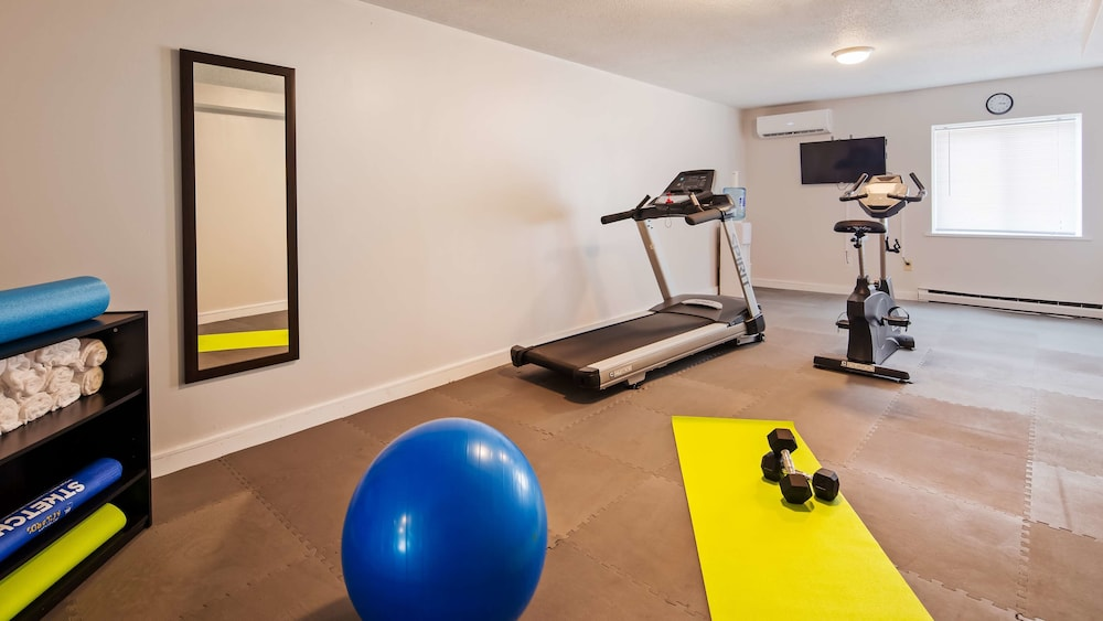 Fitness Facility, SureStay Hotel by Best Western Presque Isle