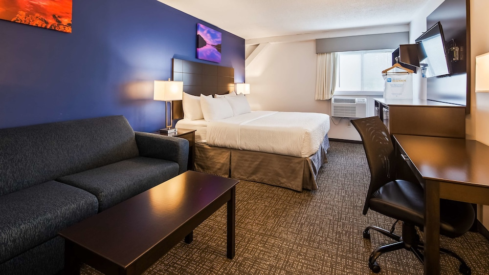 Room, SureStay Hotel by Best Western Presque Isle