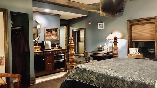 高級寢具、記憶棉床墊、設計每間自成一格、家具佈置各有特色