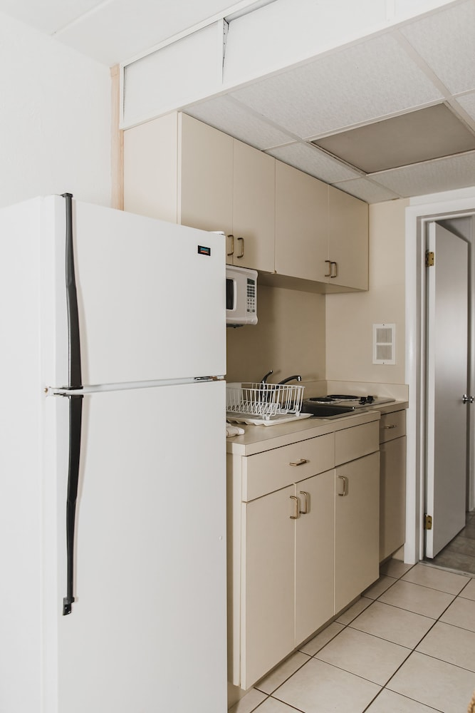 Private Kitchen, AA Heart of Wildwood Motels
