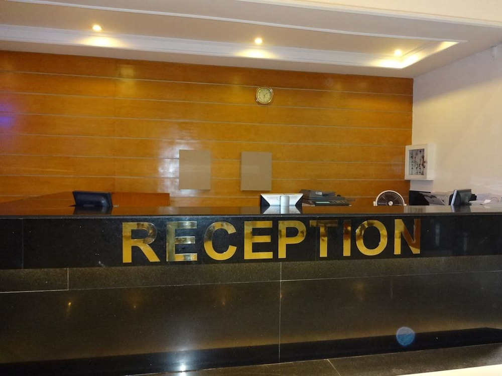 Reception, Hill View Hotel