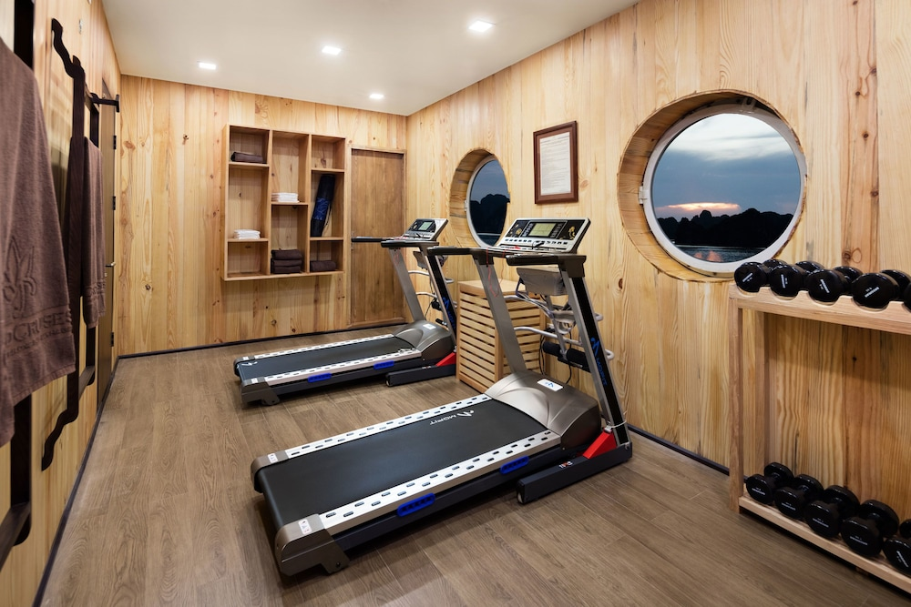 Gym, Orchid Halong Cruise