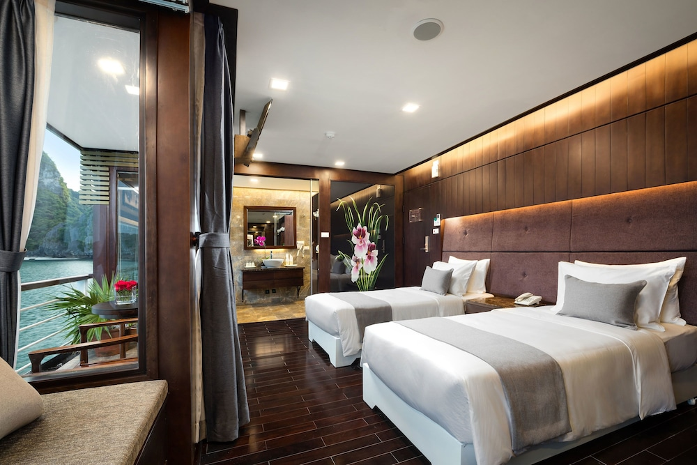 Room, Orchid Halong Cruise