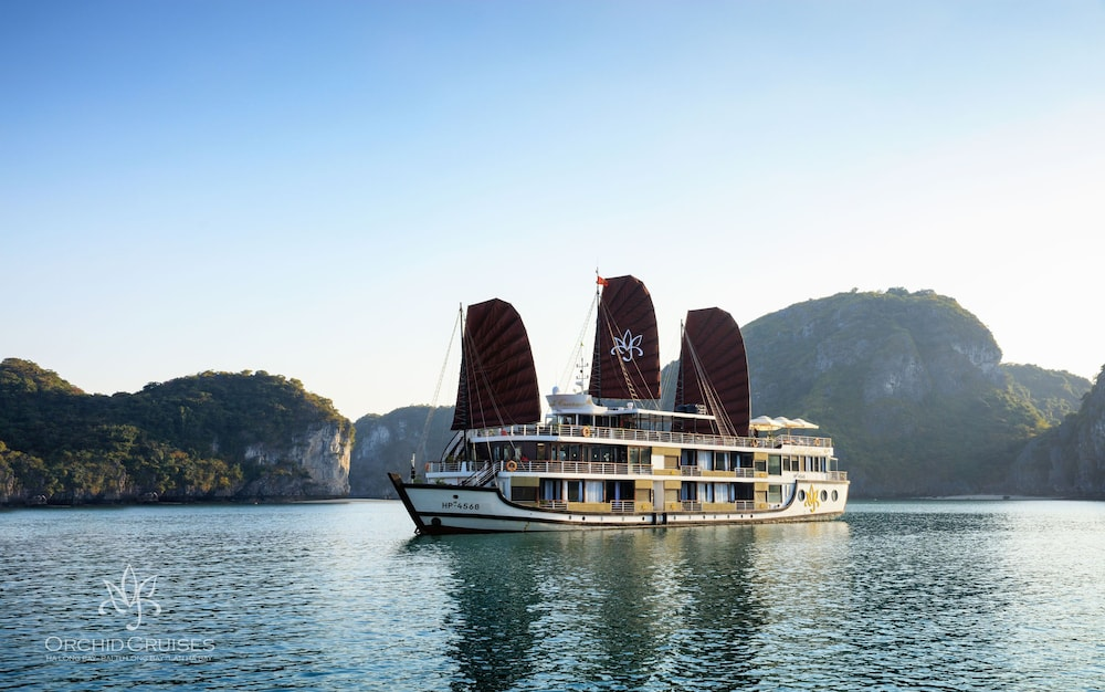 Featured Image, Orchid Halong Cruise