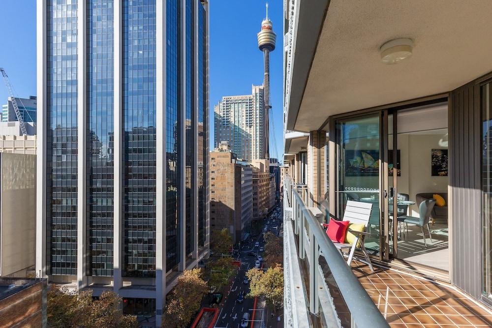 Sydney Cbd Furnished Apartments Deals Reviews Sydney Aus Wotif