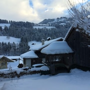 200 Year Old Swiss House