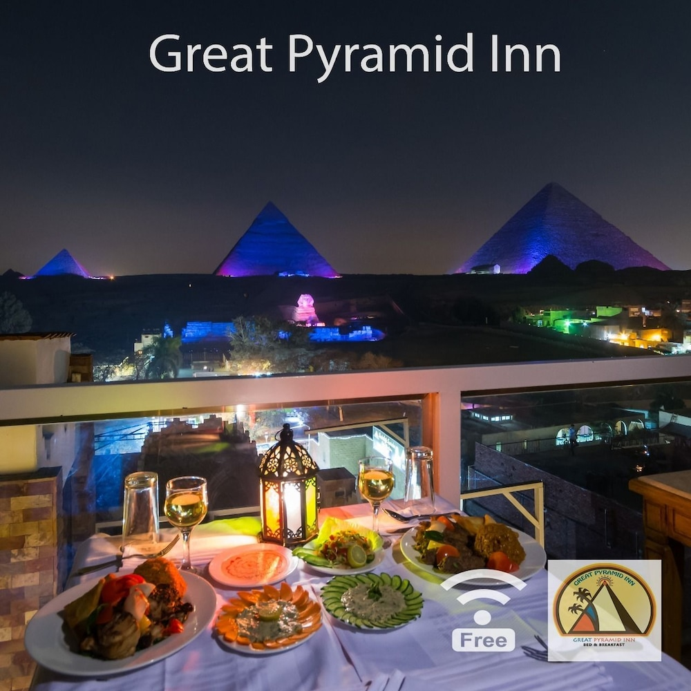 Food and Drink, Great Pyramid Inn