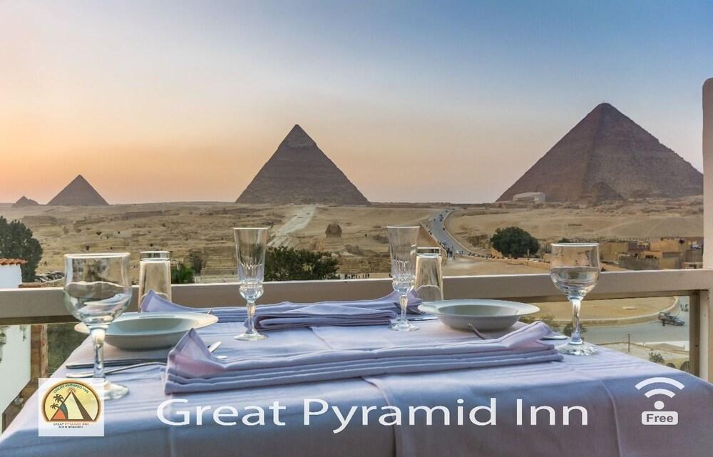 Great Pyramid Inn in Cairo | Hotel Rates & Reviews on Orbitz
