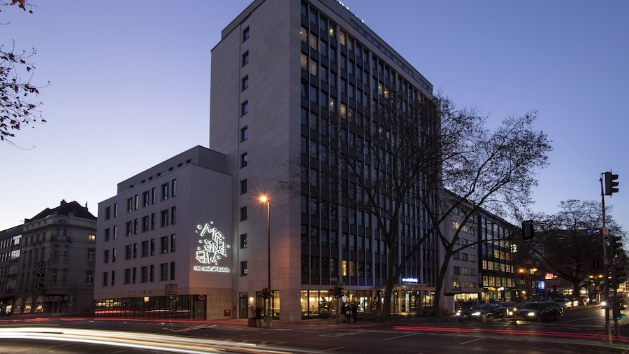 me and all hotel duesseldorf