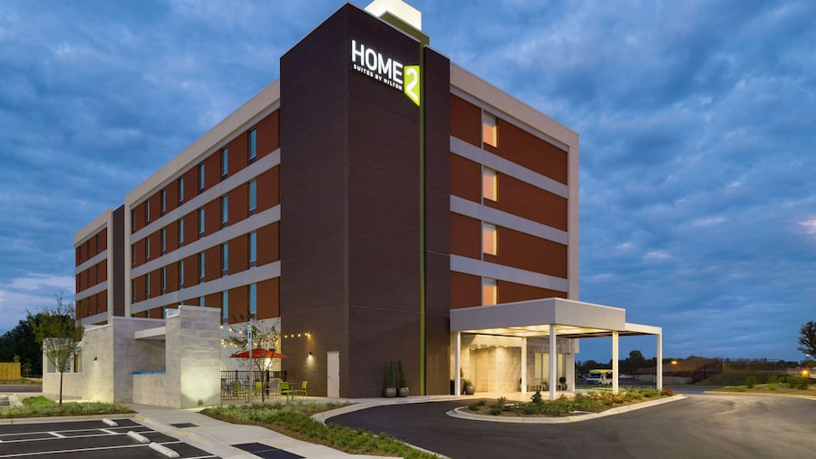 Home2 Suites by Hilton Charlotte Airport