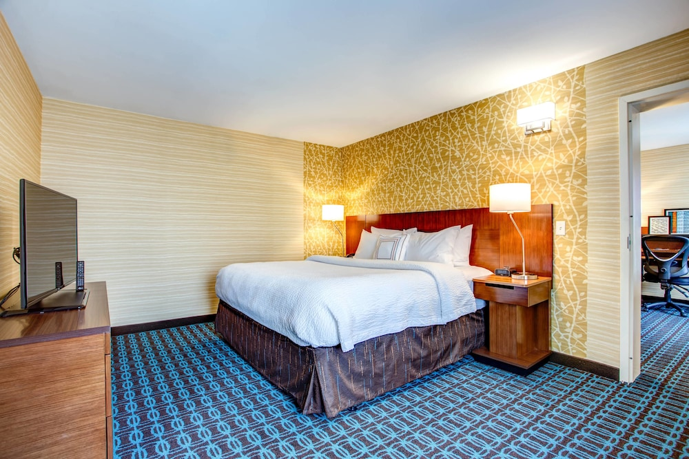 Room, Fairfield Inn & Suites Springfield Holyoke