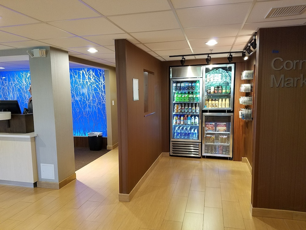 Snack Bar, Fairfield Inn & Suites Springfield Holyoke