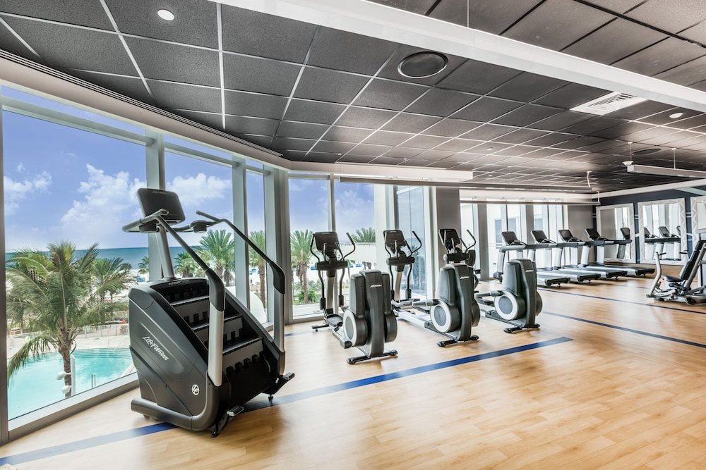 Gym, Wyndham Grand Clearwater Beach