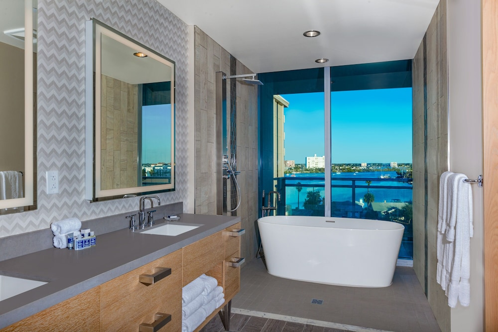 Bathroom, Wyndham Grand Clearwater Beach