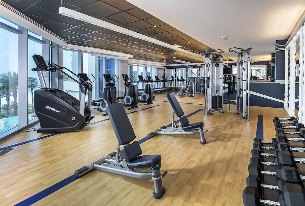 Fitness Facility, Wyndham Grand Clearwater Beach