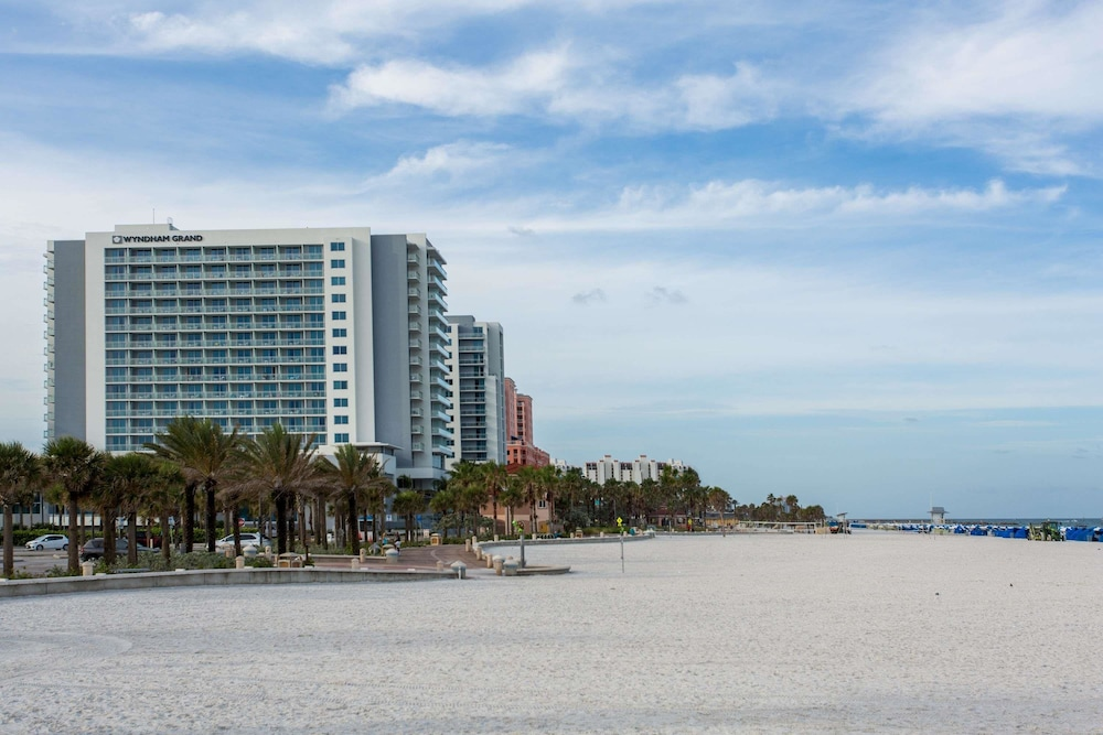 Exterior, Wyndham Grand Clearwater Beach