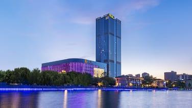 Golden Eagle Summit Hotel Yancheng