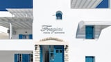 Fragias Boutique Studios & Apartments - Naxos Hotels