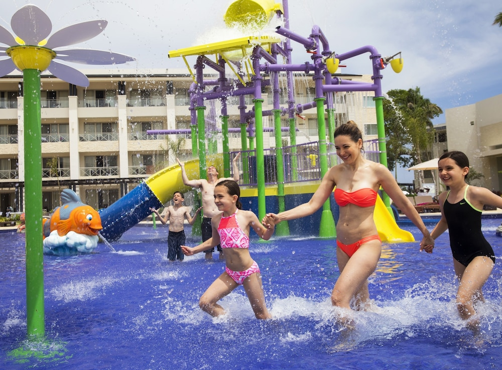 Water Park, Royalton Negril Resort & Spa - All Inclusive