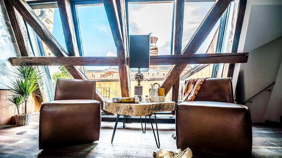 Pest-Buda Design Hotel by Zsidai Hotels