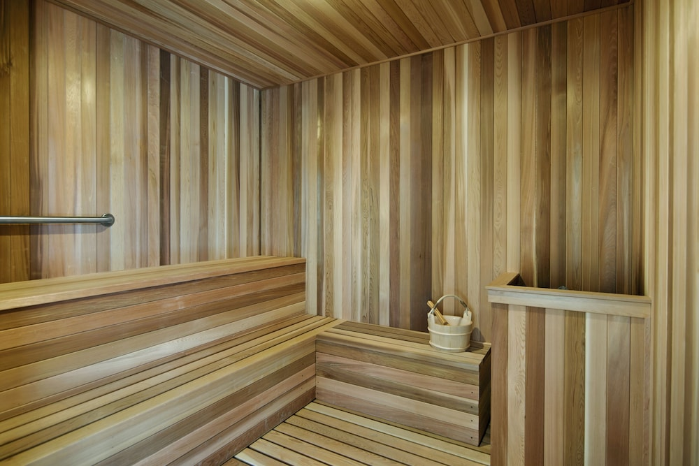 Sauna, Oxford Suites Sonoma County