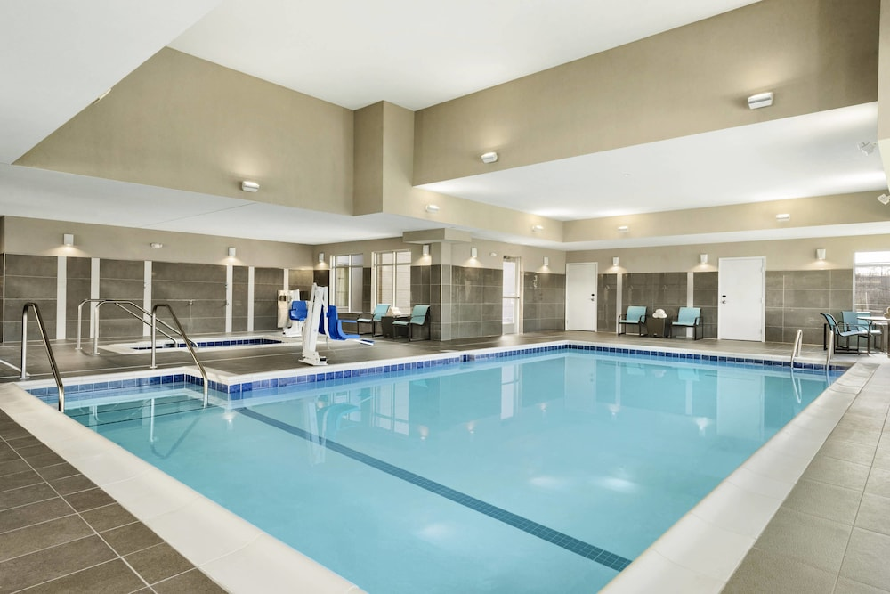 Indoor Pool, Residence Inn by Marriott St. Paul Woodbury
