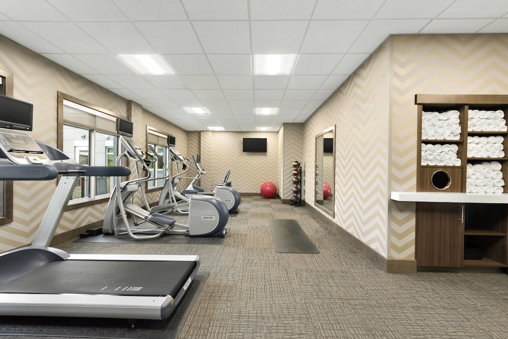 Fitness Facility, Residence Inn by Marriott St. Paul Woodbury