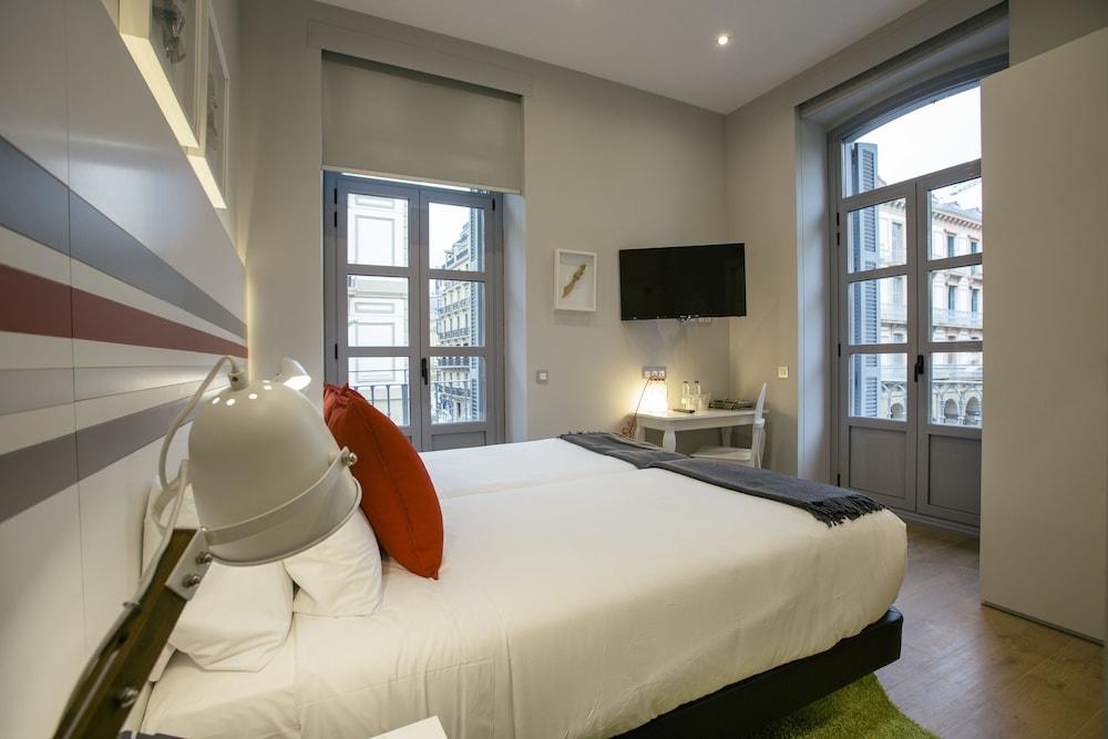 Hotel Legazpi Doce Rooms San Sebastian