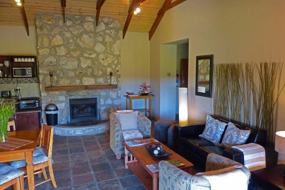 Living Area, MOSAIC Cottages