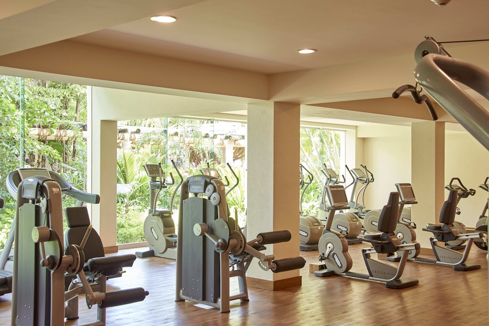 Gym, The Club at Sheraton Buganvilias Adults Only