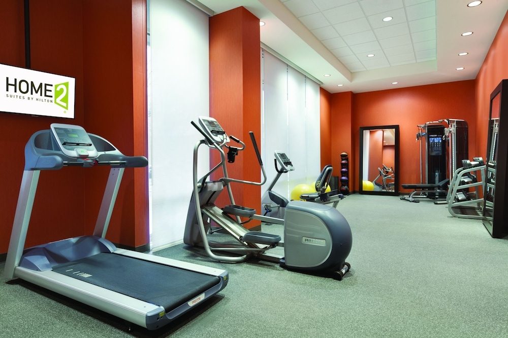 Fitness Facility, Home2 Suites by Hilton Eugene Downtown University Area