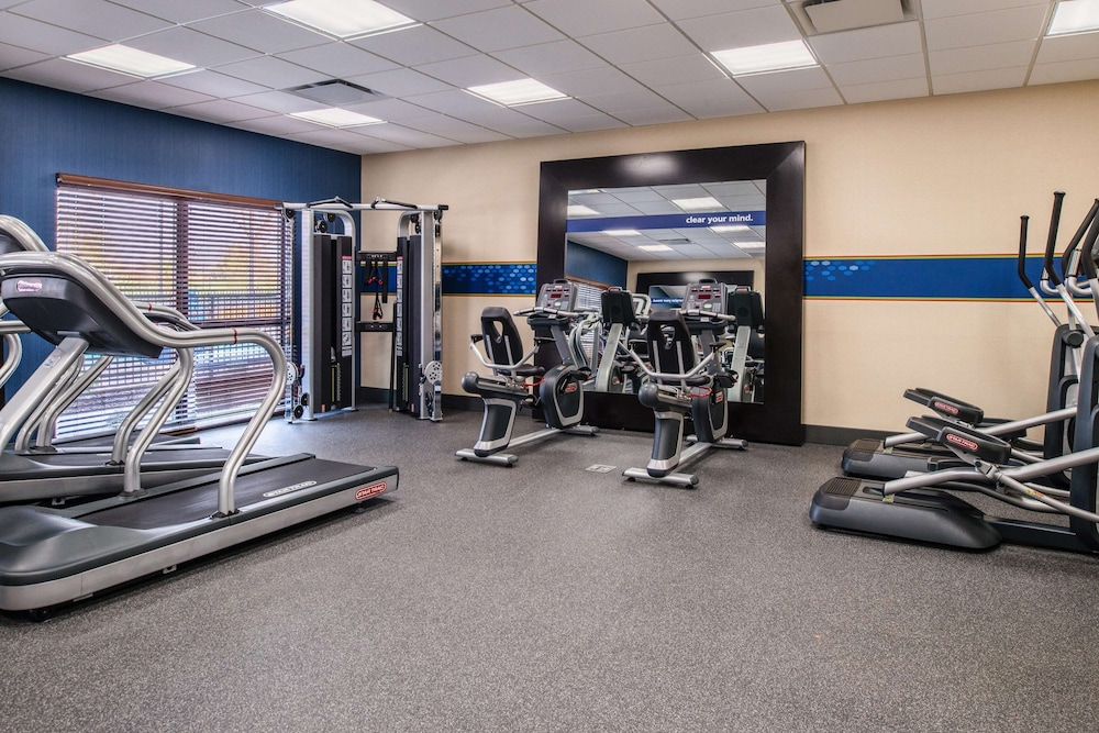 Fitness Facility, Hampton Inn Paragould