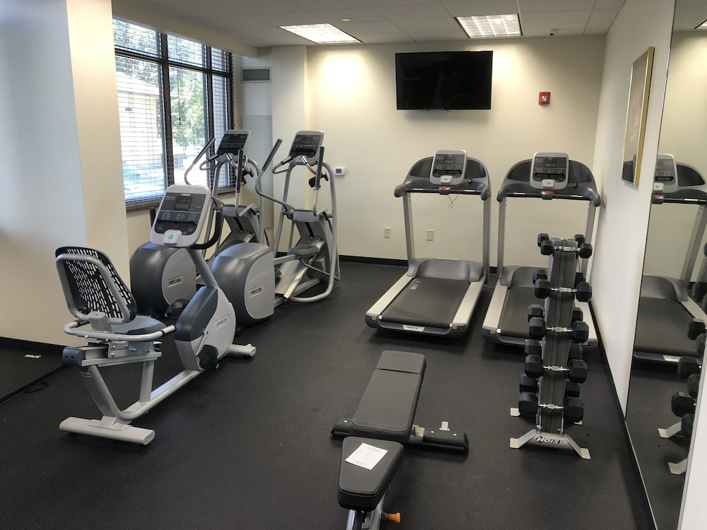 Fitness Facility, The Cook Hotel & Conference Center