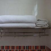สิ่งอำนวยความสะดวกในห้องน้ำ