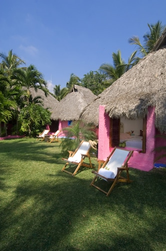 Bungalows in Careyes