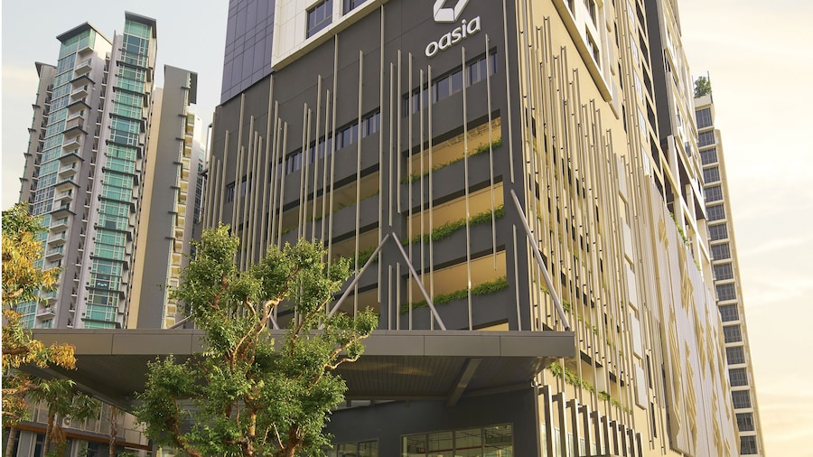 Oasia Residence Singapore (SG Clean)