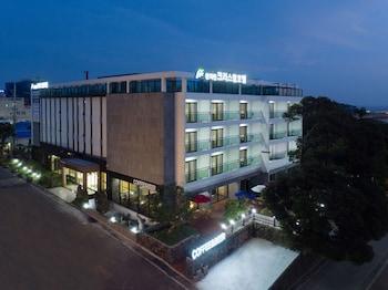 天地淵水晶飯店