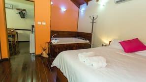 2 chambres, literie de qualité supérieure, matelas Select Comfort
