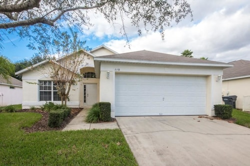 Deborah's Westridge Villa 3 Bedroom IPG Florida