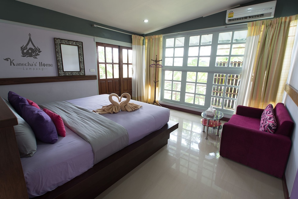 Room, Kanecha's Home Lampang