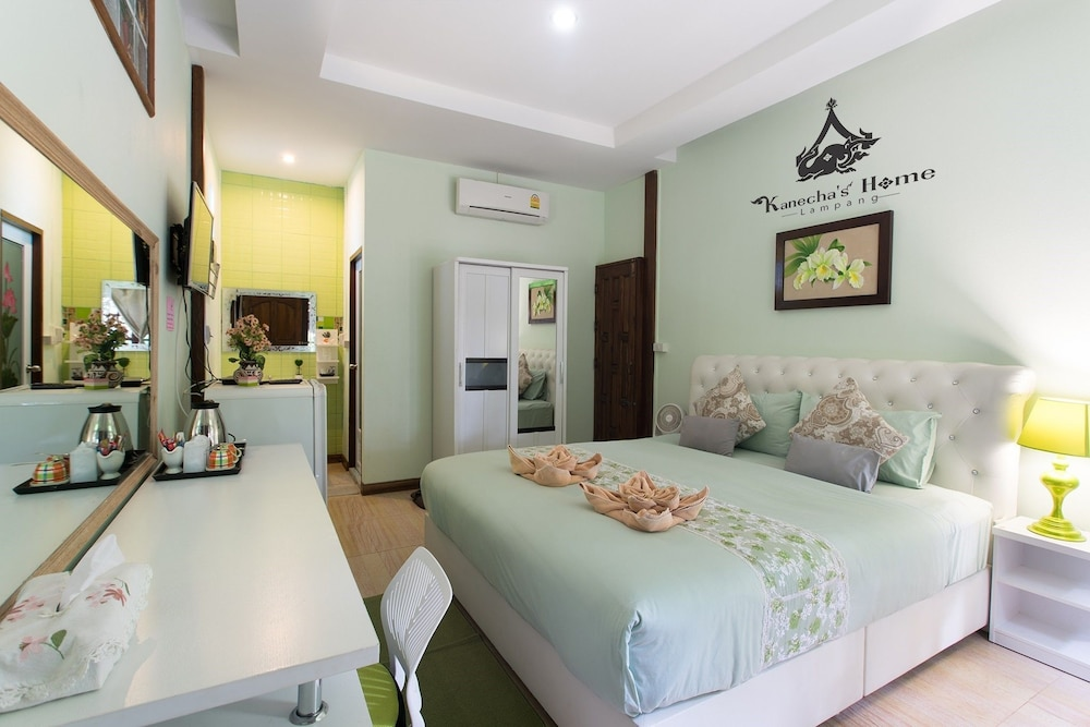 Room Amenity, Kanecha's Home Lampang
