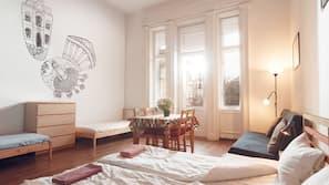 무료 유아용 침대, 간이 침대, 무료 WiFi