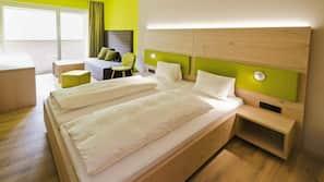 In-room safe, desk, free cribs/infant beds, free rollaway beds
