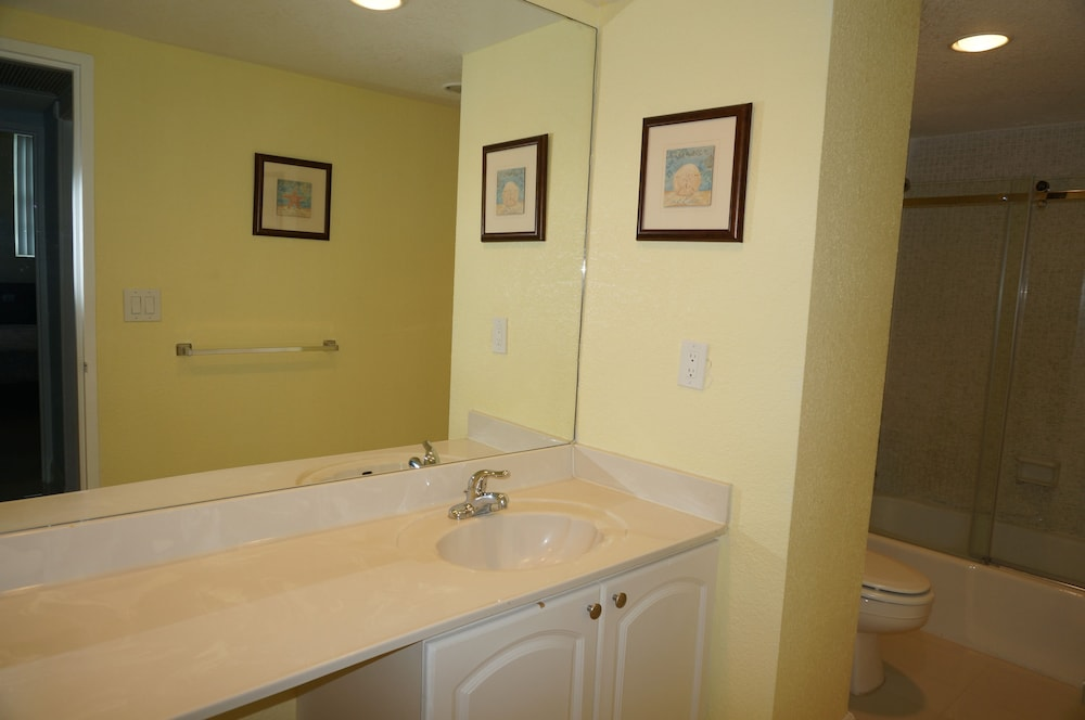 Bathroom Sink, Sian Oceanfront Condos
