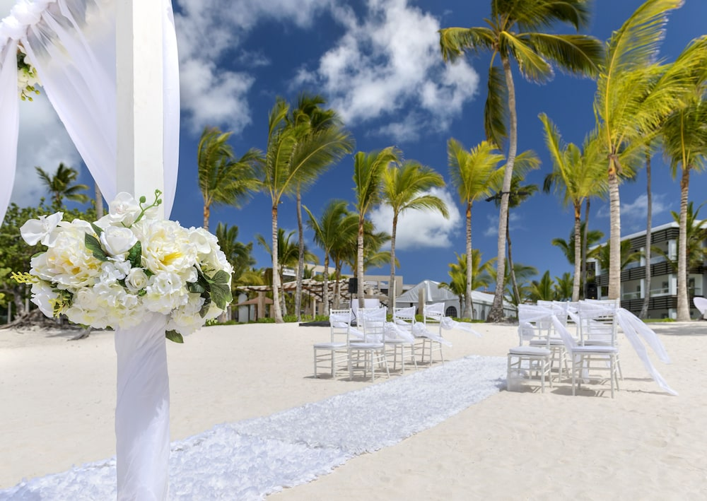 Outdoor Wedding Area, Radisson Blu Resort & Residence Punta Cana All Inclusive