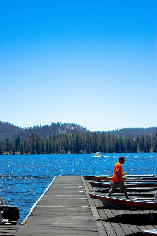 Marina, Huntington Lake Resort