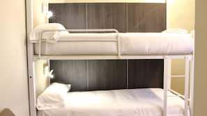 Sistema de insonorización, wifi gratis, ropa de cama
