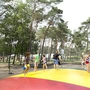 Kinderspeelruimte buiten