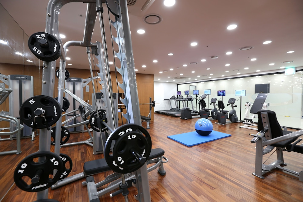 Fitness Facility, Value Hotel Worldwide Seogwipo JS