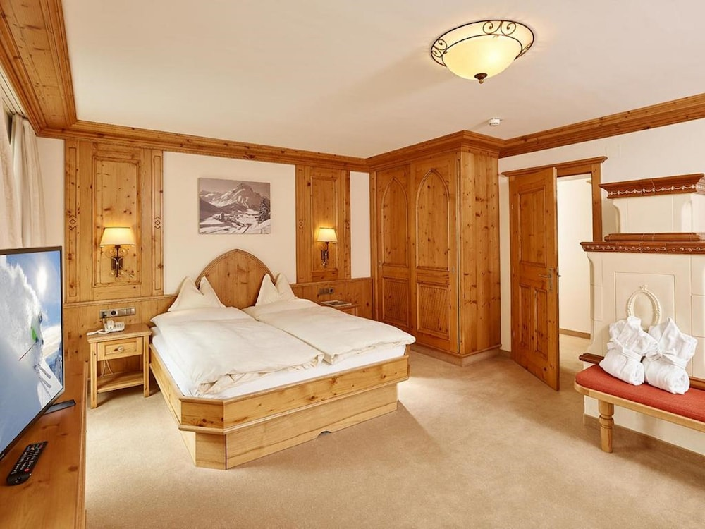 Room, Anthonys Alpin Hotel